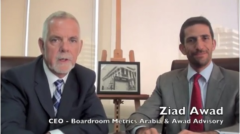 Ziad Awad and Jim Crocker on Business Valuation