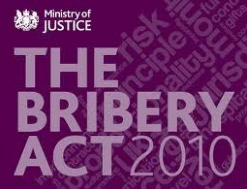 Does Your Firm Comply With the UK Bribery Act 2010?