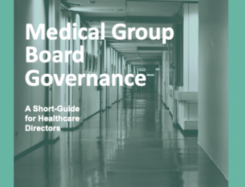 Medical Group Board Governance eBook